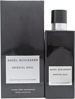 Angel Schlesser Oriental Soul Pour Homme by Angel Schlesser - perfume for men - Eau de Toilette, 100ml