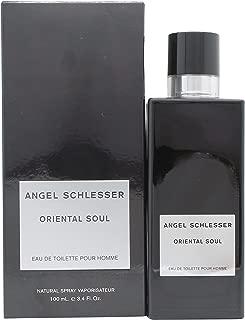 Angel Schlesser Oriental Soul Pour Homme by Angel Schlesser - perfume for men - Eau de Toilette, 100ml