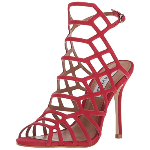 3663a74d888 Red Strappy Sandal: Amazon.com