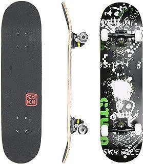 VOKUL Complete Skateboard for Kids Boys Girls Beginners - 31