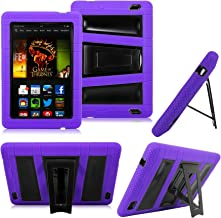 Cellularvilla Tm Combo Case for Amazon Kindle Fire HD 7