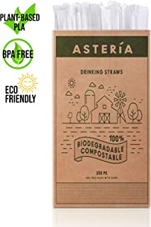 compostable wrapped straws