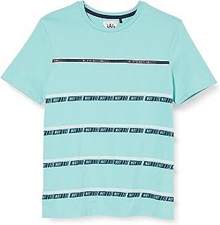IKKS Junior tee-Shirt Lagon Bandes Camiseta para Niños