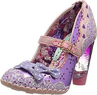 627139bcb Amazon.co.uk: Purple - Mary Janes / Women's Shoes: Shoes & Bags
