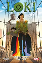 Loki: Le dieu tombé sur terre Format Kindle