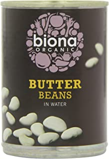 Biona Organic - Canned Butter Beans - 400g