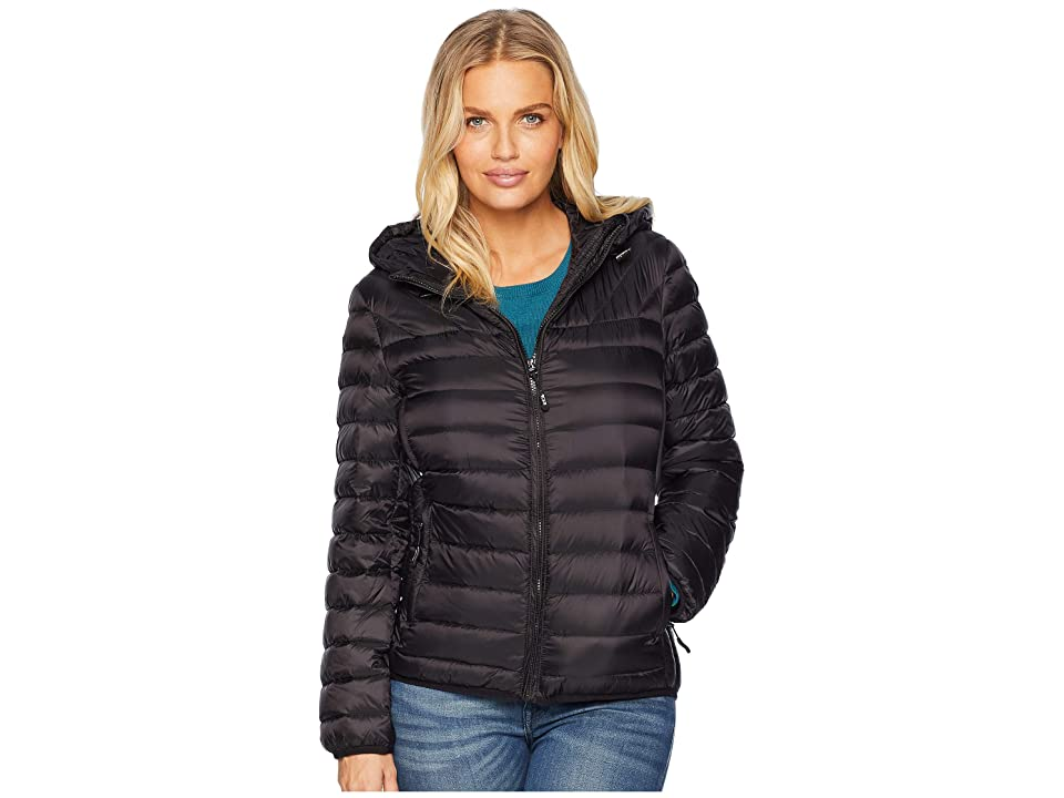 Tumi Estes PAX Hooded Jacket (Black) Women