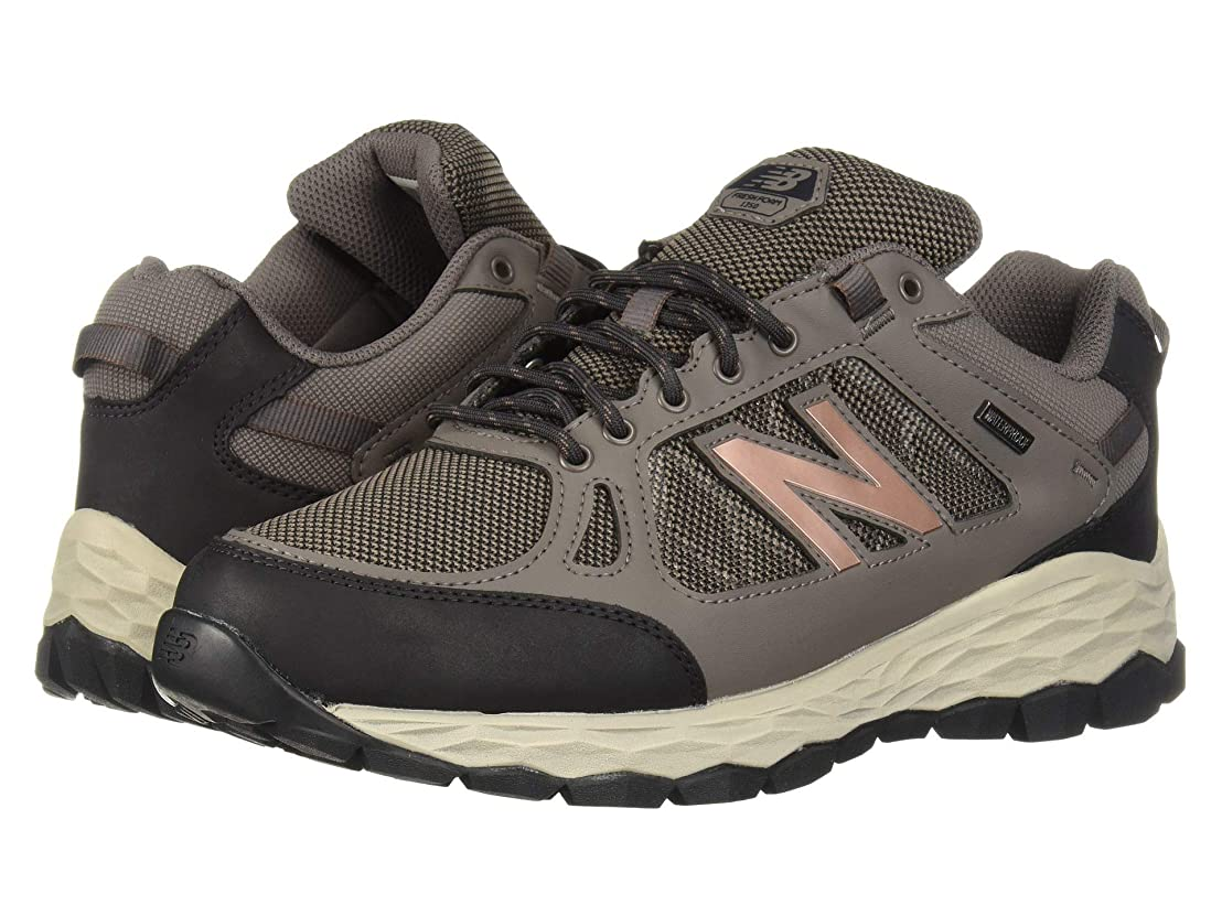 の間に新鮮な簡単なレディースランニングシューズ?スニーカー?靴 WW1350W1 Walking Dark Gull Grey/Phantom 9.5 (26.5cm) D - Wide [並行輸入品]