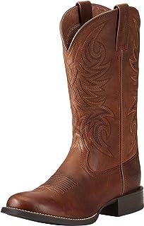 حذاء ARIAT الرياضي الرجالي الغربي للحصان