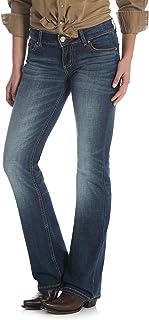 Weg Wrangler Premium Patch Mae بالاتر از Hip Jean قرار دارد