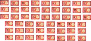 Krisah® 51 pcs Mahalaxmi ATM Card Coin -Gold Plated (51)