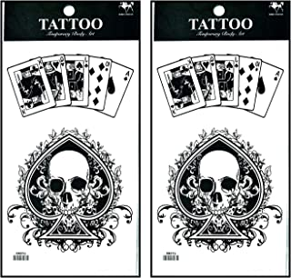 Best ace arm tattoo Reviews