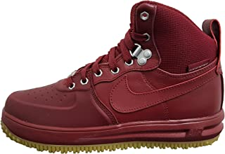 quality design 49d72 6f015 NIKE Lunar Force 1 Sneakerboot Team Red Team Red (GS) (6.5 M