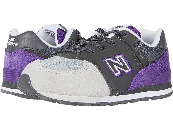 new balance kids purple