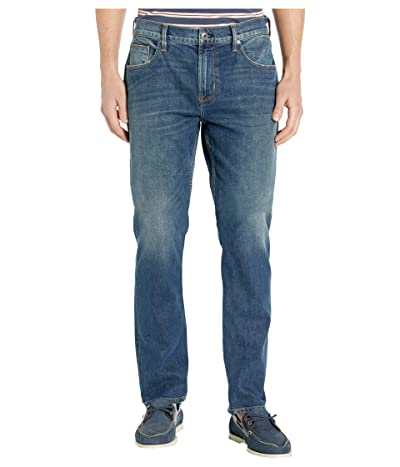 Hudson Jeans Byron Five-Pocket Straight Zip Fly in Onside (Onside) Men