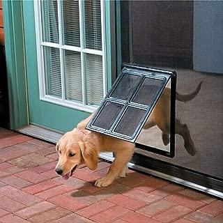 K&L Pet Pet Screen Door - Dog Door for Screen Dog