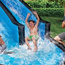 Banzai Battle Blast Adventure Inflatable Water Park