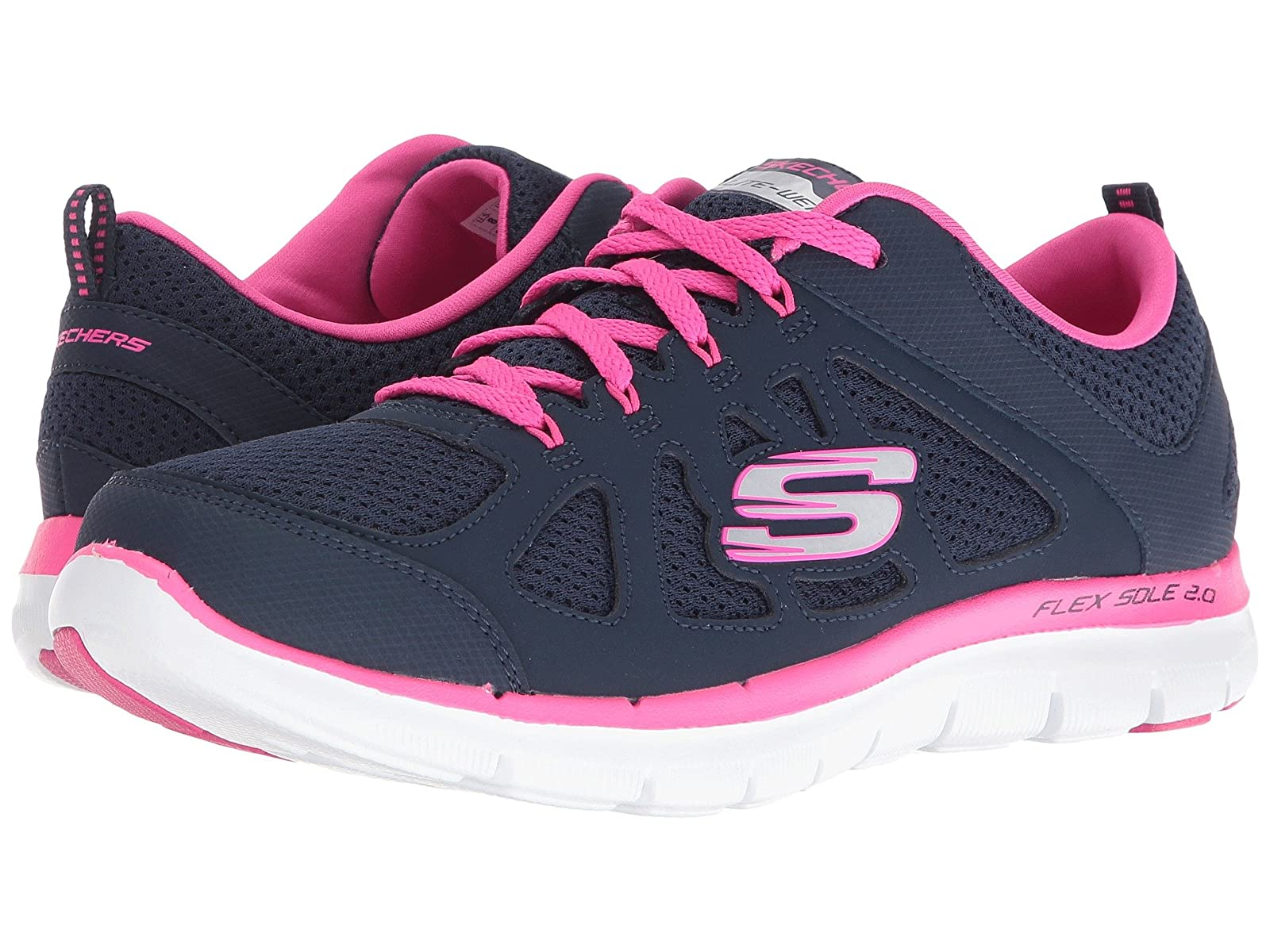 SKECHERS Flex Appeal 2.0 - SimplisticCheap and distinctive eye-catching shoes