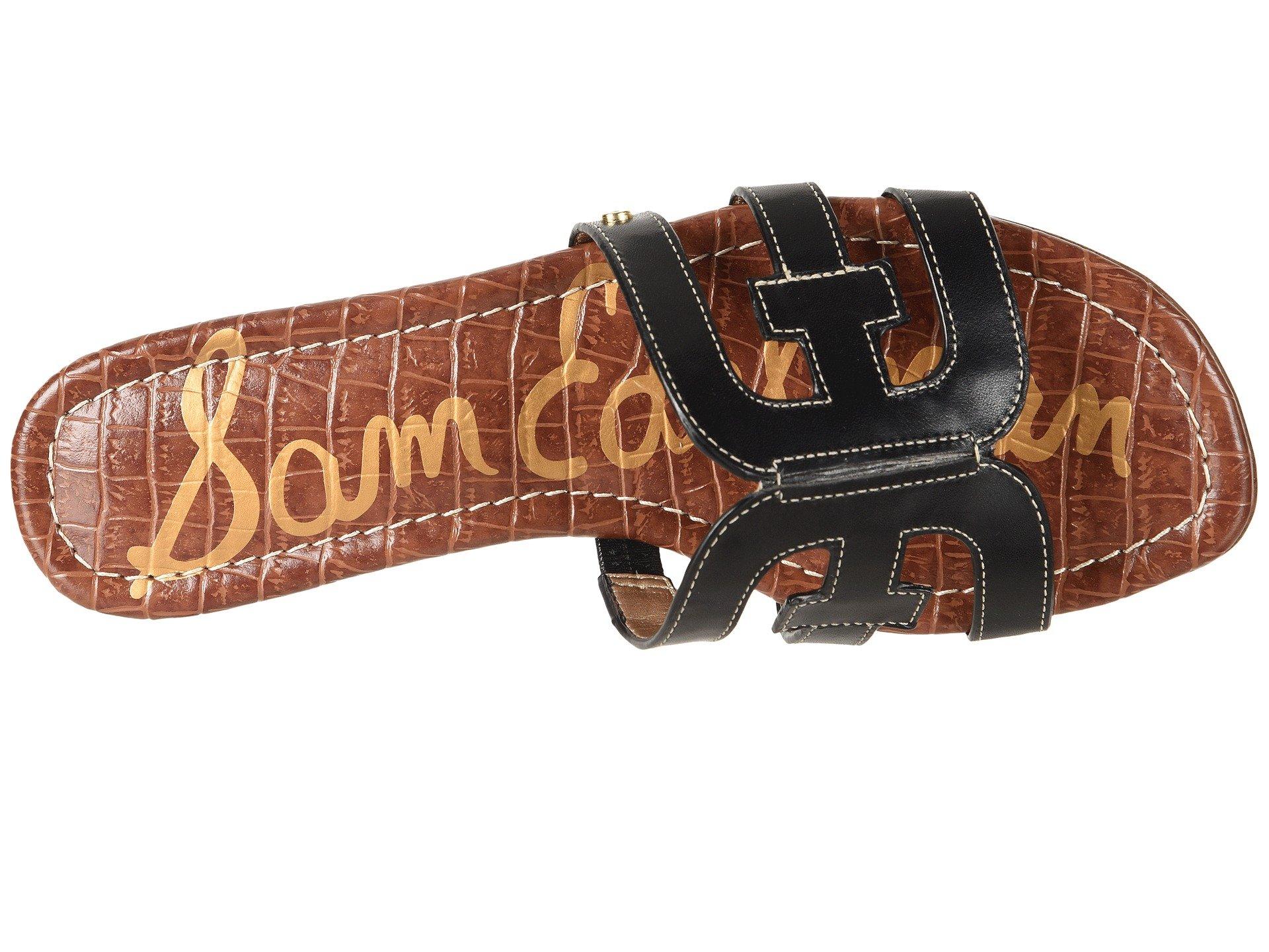 Black Edelman Leather Saddle Sam Bay Vaquero wvqBRaE