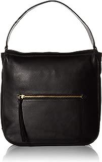 Jade Leather Bucket HOBO Bag