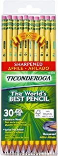 Dixon Wood Ticonderoga #2 Pencils 30 kg Yellow