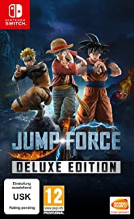 Jump Force Deluxe Edition - [Nintendo Switch]