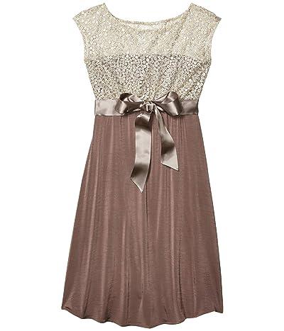 Tiffany Rose Mia Maternity Dress (Dusky Truffle) Women