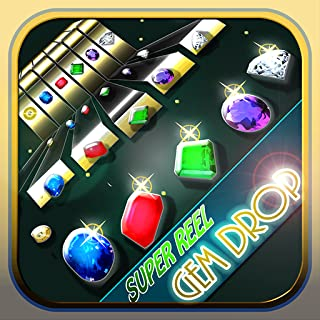 Super Reel Gem Drop (Match 3 + Slots)