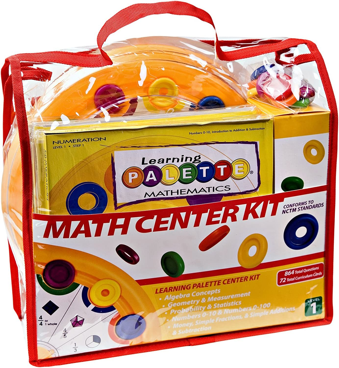Learning Wrap-ups Palette 5th Grade Math Base Kit B005PFEW6S  | Authentische Garantie