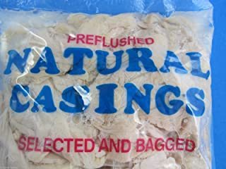 Preflushed Natural Hog Sausage Casings High Quality for Deer Pork Beef Elk Moose Links