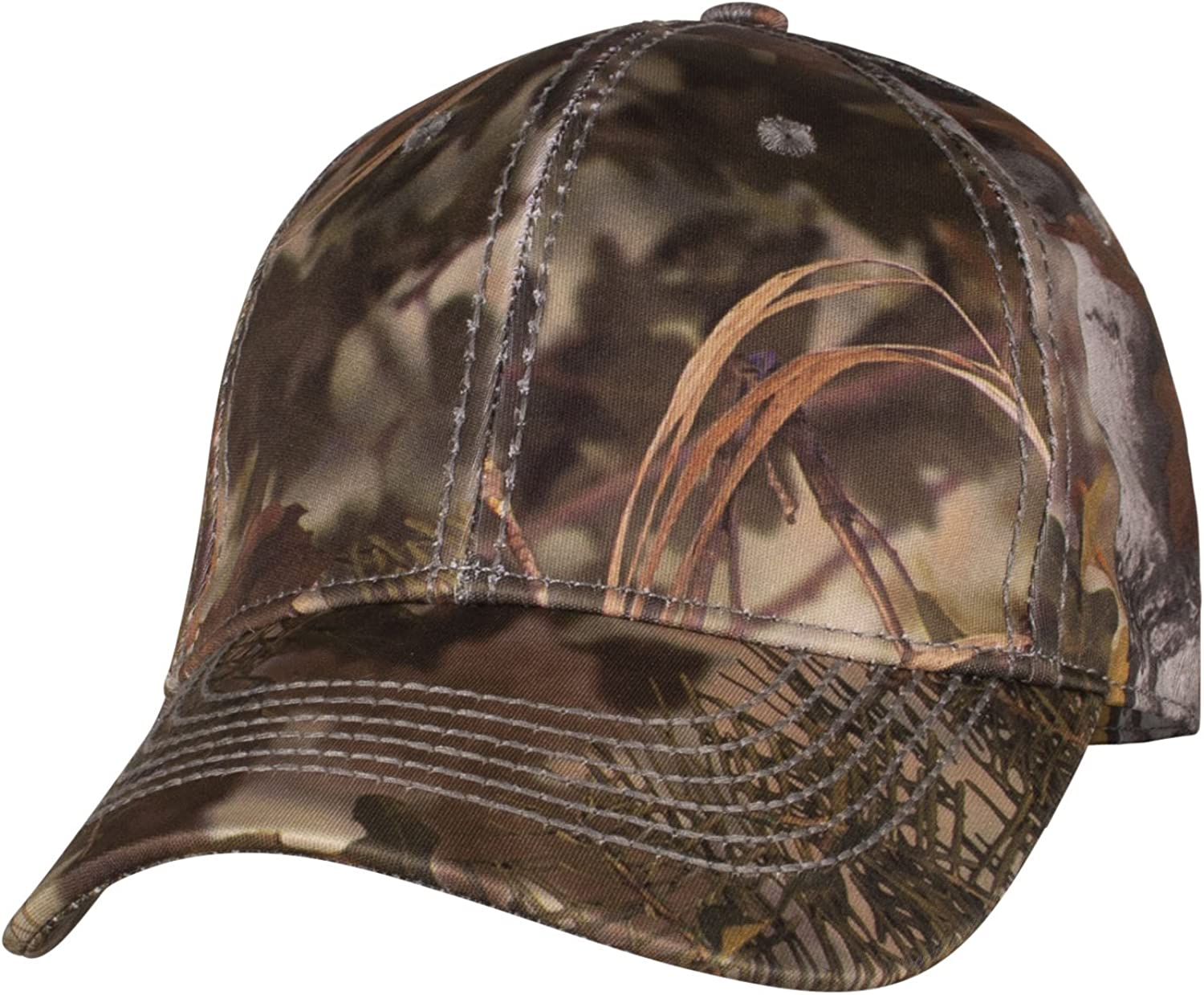 King's Camo KHT1508-MS Hunter Series Hat, One Size, Mountain Shadow