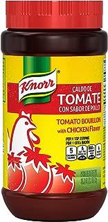 Knorr Granulated Bouillon, Tomato Chicken, 35.3 oz, 35.3 Ounce (Pack of 1), Tomato Chicken Granulated Bouillon