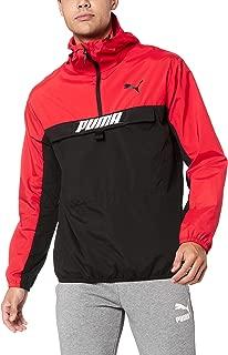 PUMA Men's 1/2 Zip Jacket