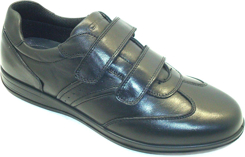IGI&CO Men's Loafer Flats Black Black