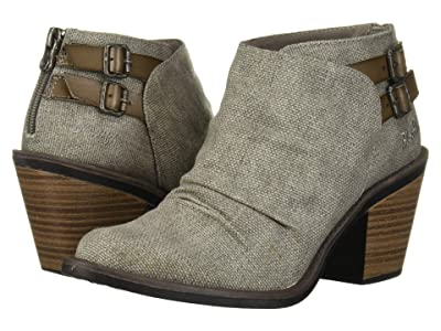 Blowfish Leben (Steel Grey Rancher Canvas/Dyecut) Women