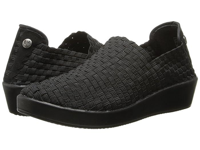 bernie mev.  Smooth Cha Cha (Black) Womens  Shoes