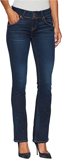 6d903271dc5 Hudson beth mid rise baby boot flap jeans in roll with it | Shipped ...