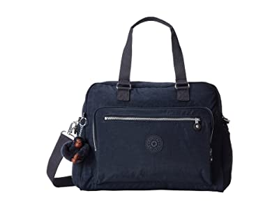 Kipling Alanna Baby Bag (Blue) Handbags