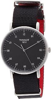 Tissot Men's T1094101707700 Year-Round Analog Quartz Black Watch