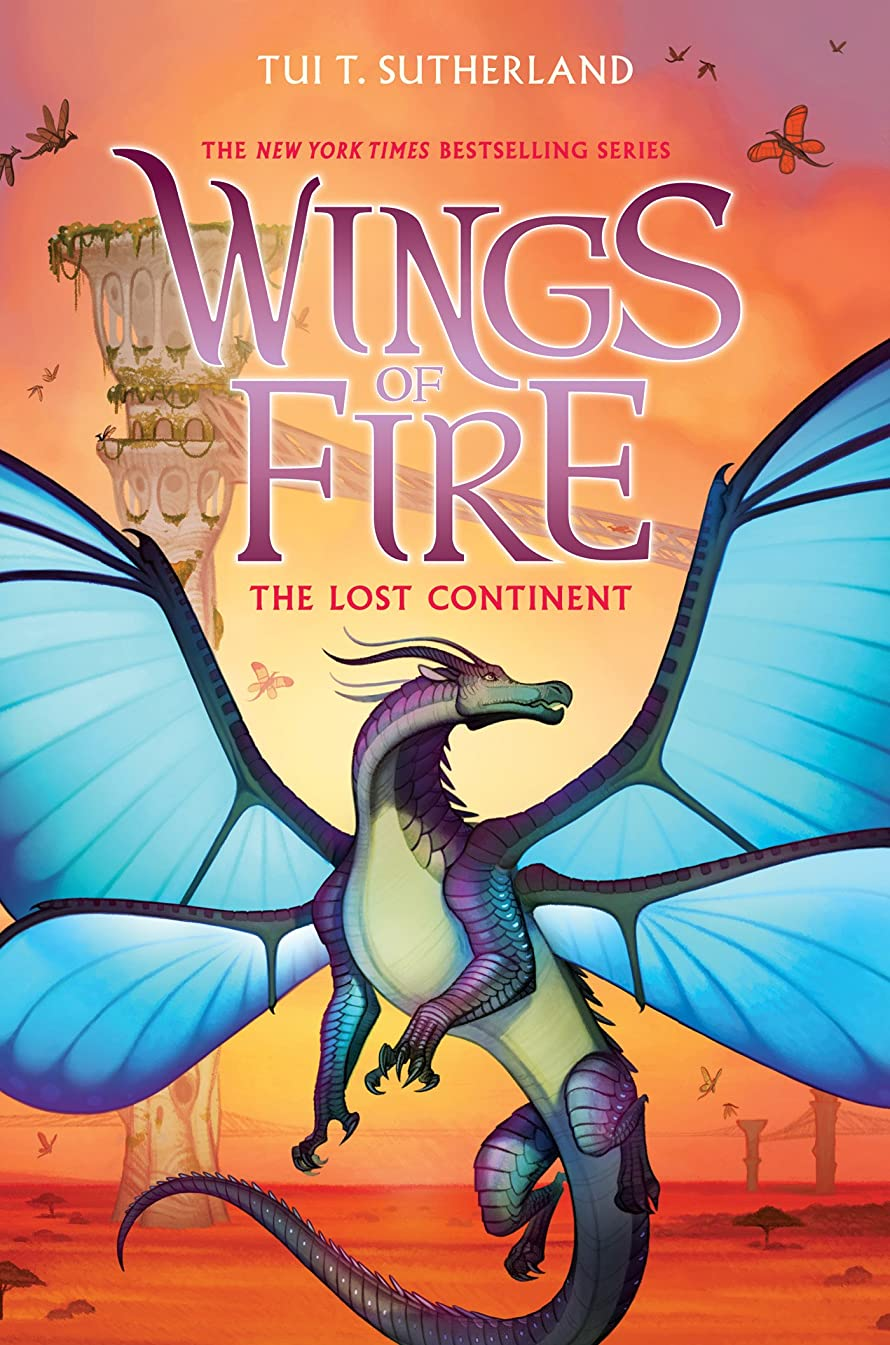 また明日ねはいペアThe Lost Continent (Wings of Fire, Book 11) (English Edition)