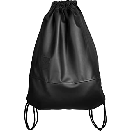 Black Out Sports Bag - Zaino in pelle artificiale Gym Bag borsa borsa sportiva borsa sportiva Manufaktur13 M13