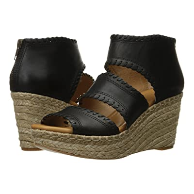 CC Corso Como Joyce (Black Brushed Leather) Women