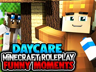 Clip: Daycare Minecraft Roleplay (Funny Moments)