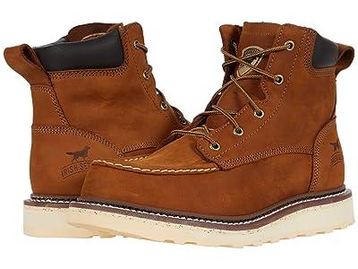 Irish Setter Ashby Soft Toe 83651 (Brown) Men