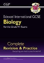 Grade 9-1 Edexcel International GCSE Biology: Complete Revision & Practice with Online Edition