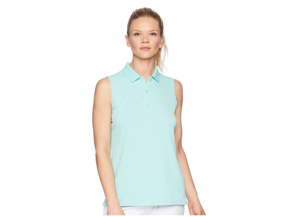 Columbia Innisfreetm Sleeveless Polo Shirt (Pixie) Women
