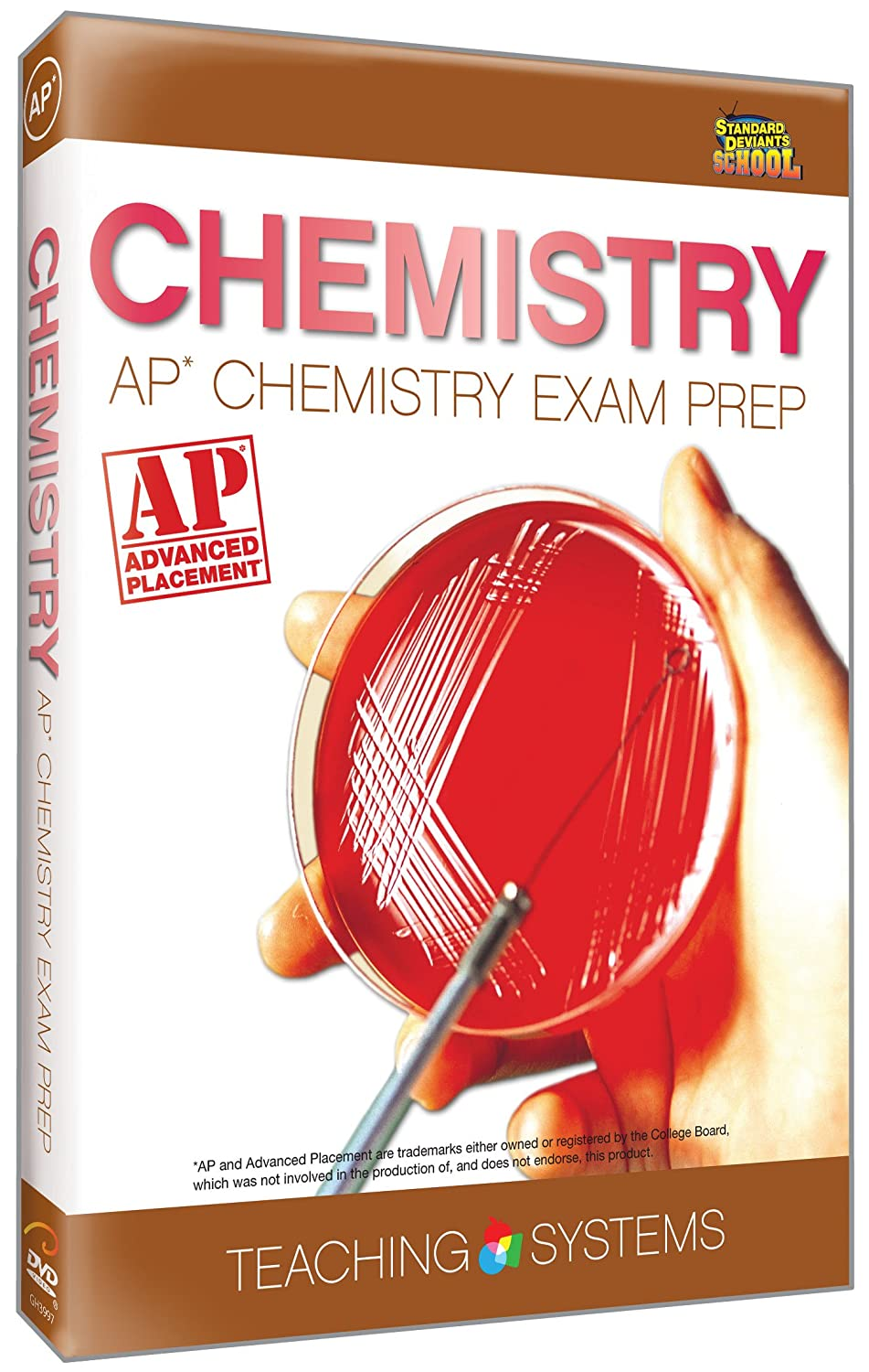 Charlotte Mall Teaching Systems AP Chemistry Exam Limited time for free shipping Prep