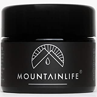 Mountainlife Natural Shilajit Resin | UK Lab Tested | (30g) - 3 Month Supply | Vegan Accredited | Herbal & Mineral Superfo...