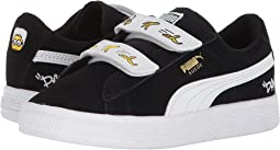 Puma Kids - Minions Suede V (Little Kid)