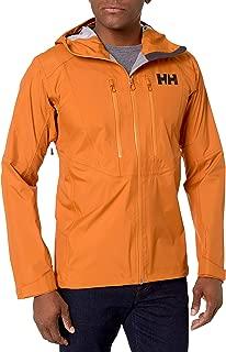 Helly Hansen Verglas Lightweight Waterprooof Windproof Breathable Hooded 3-Layer Shell Jacket